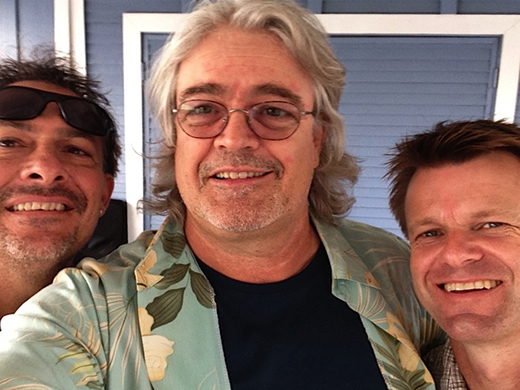 Mark Ferguson, Terje Lie, Jeff Olson - Shoreline Village Long Beach Summer Concerts series