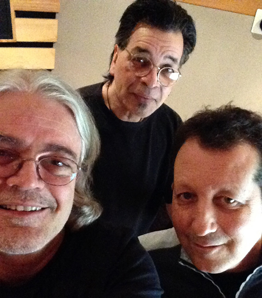 Terje Lie, Jimmy Haslip, Jeff Lorber