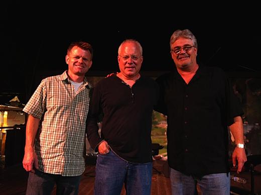 Jeff Olson, Jeff Richman, Terje Lie - Festival of the Arts, Pageant of the Masters - Laguna Beach, California
